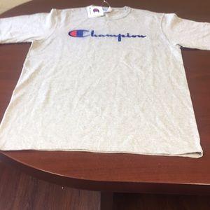 NWT Champion Tee Shirt #107